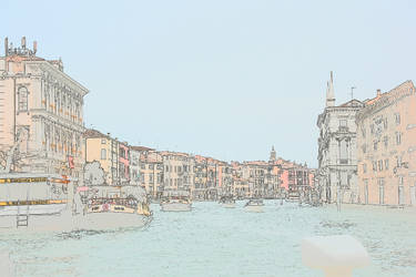 Grand Canal  by anseo1985