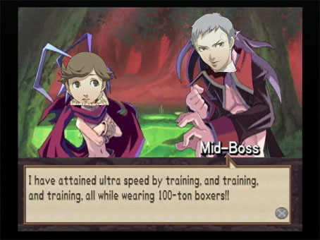 Akihiko's training by prinnyfrost