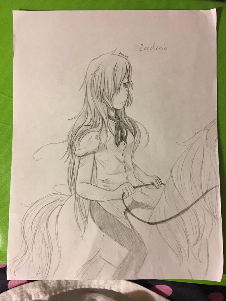 Zeadienia (for Puddin823) by AnimeMawwy