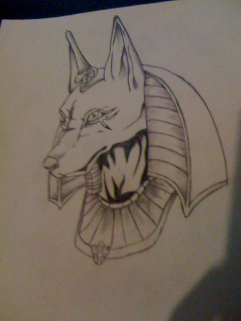 Egyptian Wings Tattoo Designs