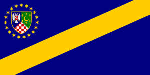 Alt Flag - Confederation of Bosnia and Herzegovina by AlienSquid