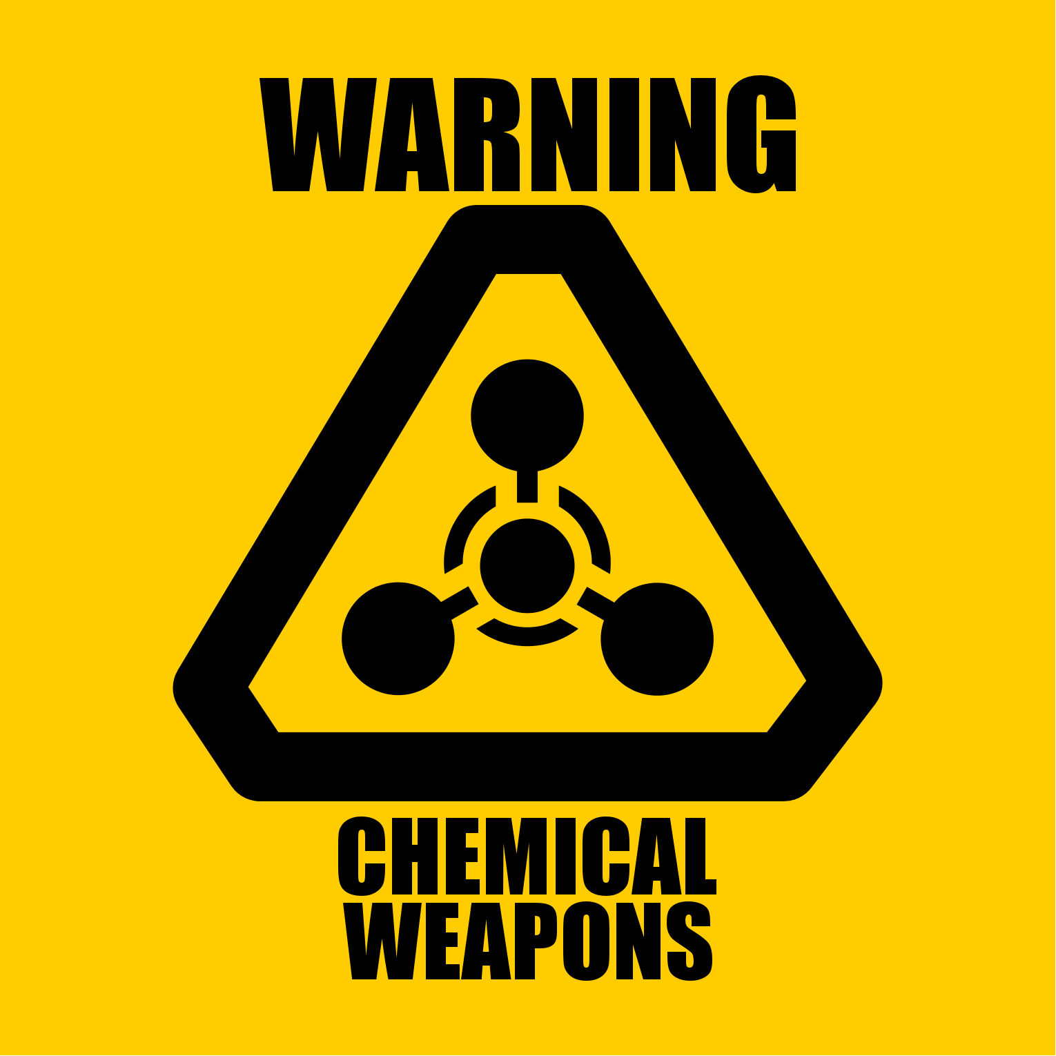 Warning: Chemical Weapons by AlienSquid on DeviantArt