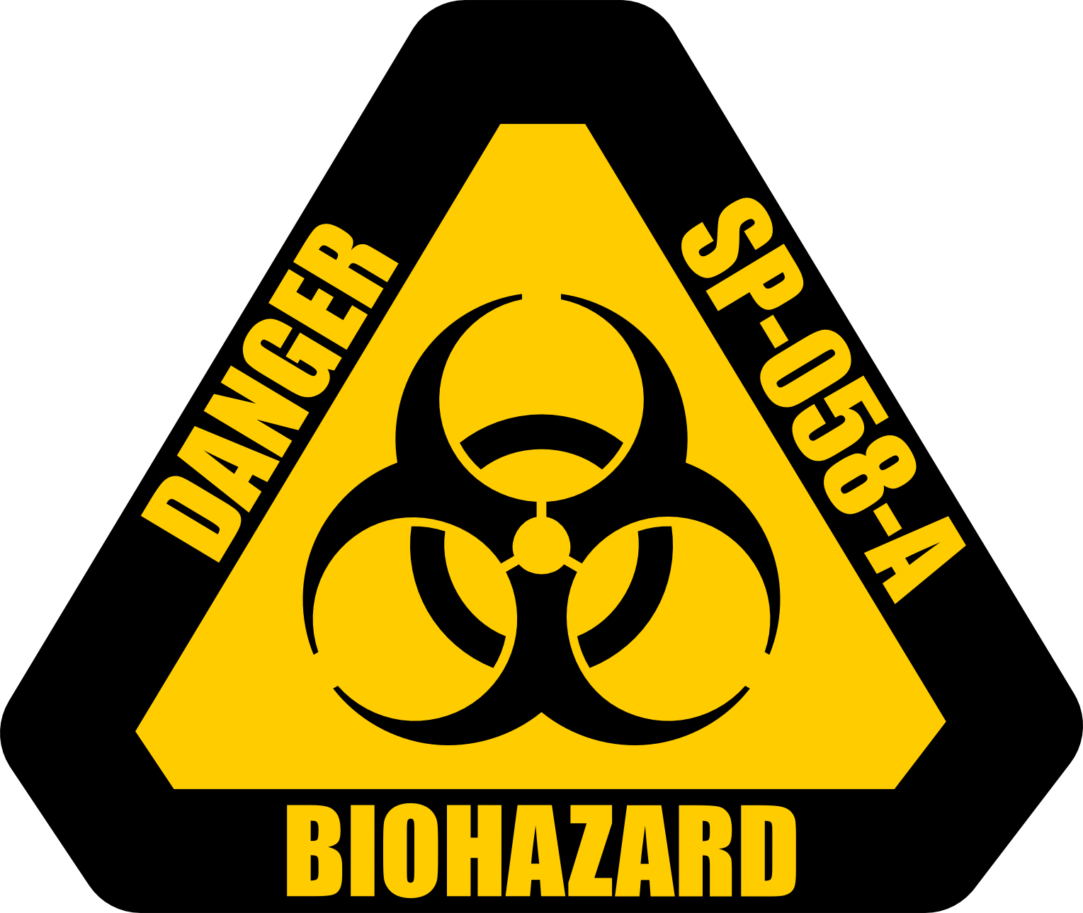 Biohazard Biohazard Warning Label by AlienSquid on DeviantArt