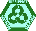 Life Support Label