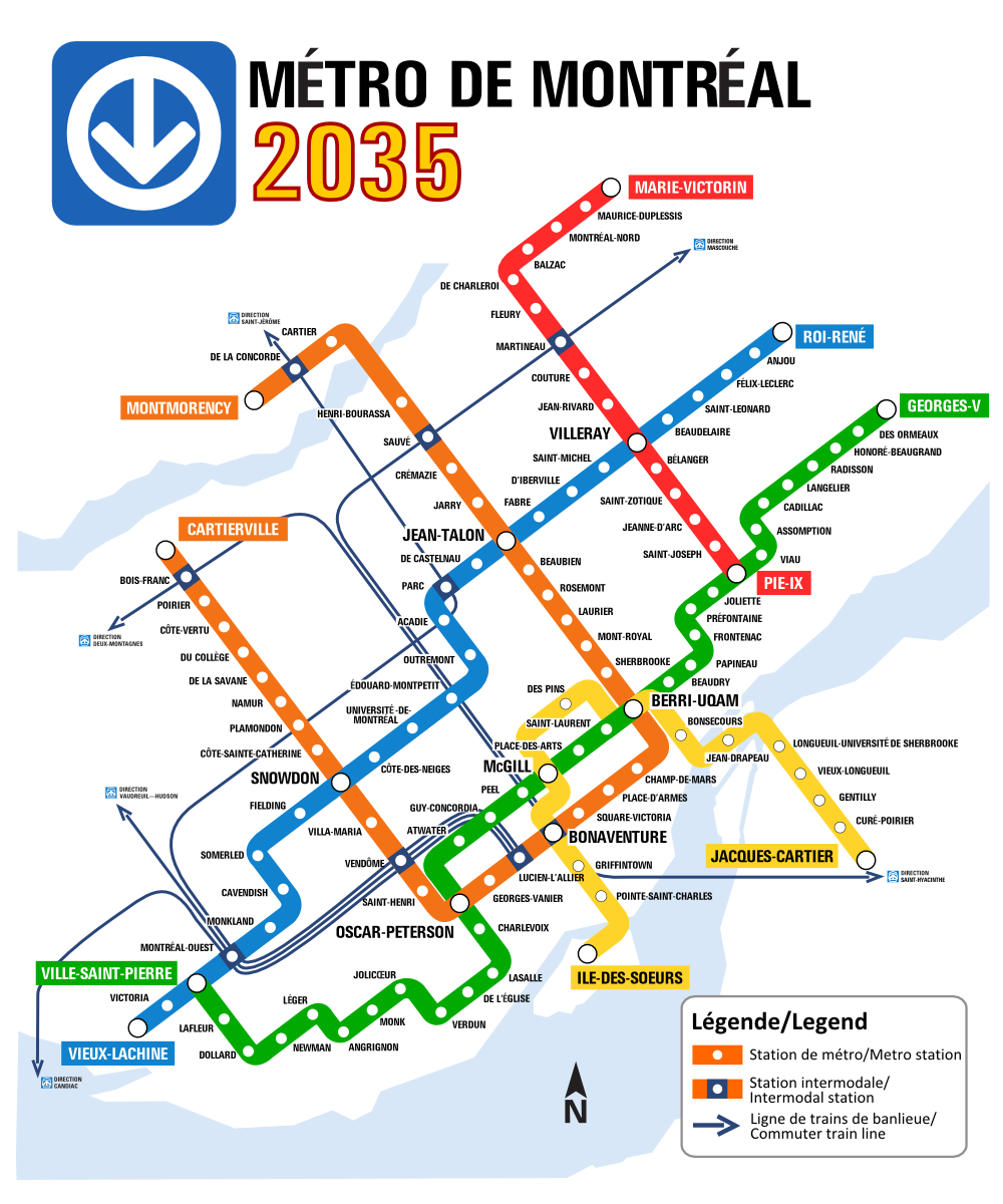 Montreal Subway System Map.Montreal Metro A Vision Of A Possible Future By Aliensquid On Deviantart