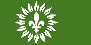 Alt Flag - Quebec Green Movement Flag 01