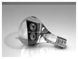 Speaker Bulb by JDLuxe