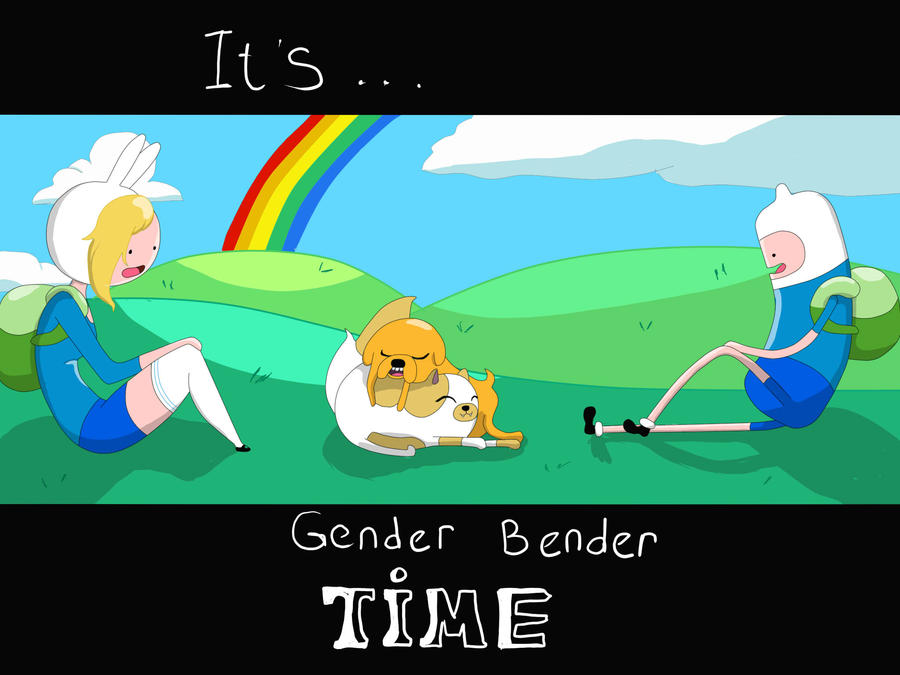Adventure Time Finn And Jake Meet Fionna And Cake Fanfiction