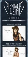 Welcome Meme - Artemis