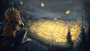Festival Lights - Artemis