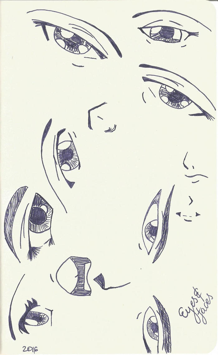 Doodle 0023 by Patricia-T