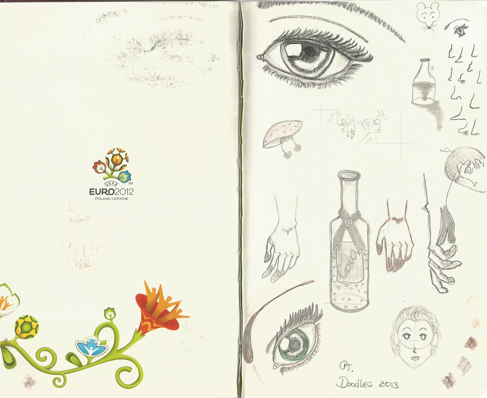 Doodle 0011 by Patricia-T