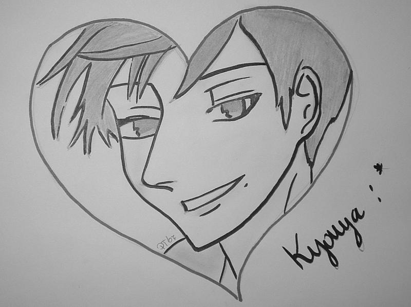 Kyou kun loves you by Patricia-T