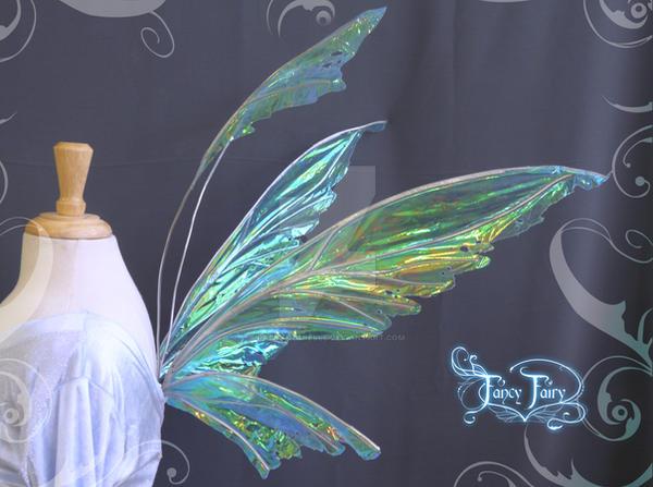 Winter Wings by FaeryAzarelle