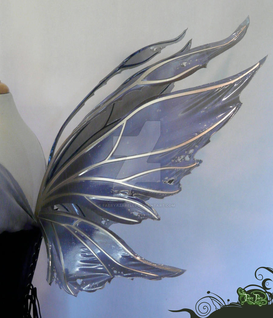 Midnight Azarelle Wings Side by FaeryAzarelle