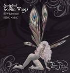 Goblin Fairy Wings