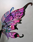Nimue Painted Fairy Wings