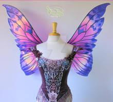 Jennifer Cat Fairy's Wings