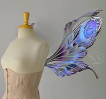 Silver Celestial Wings