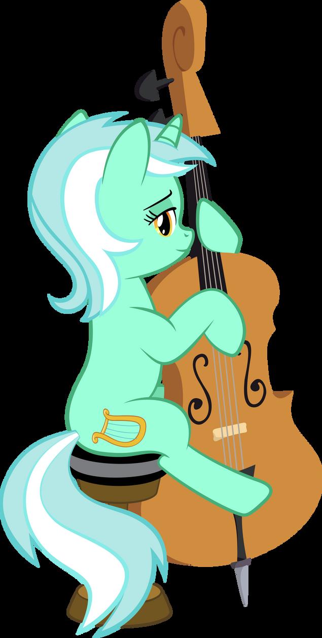 Lyra's new instrument