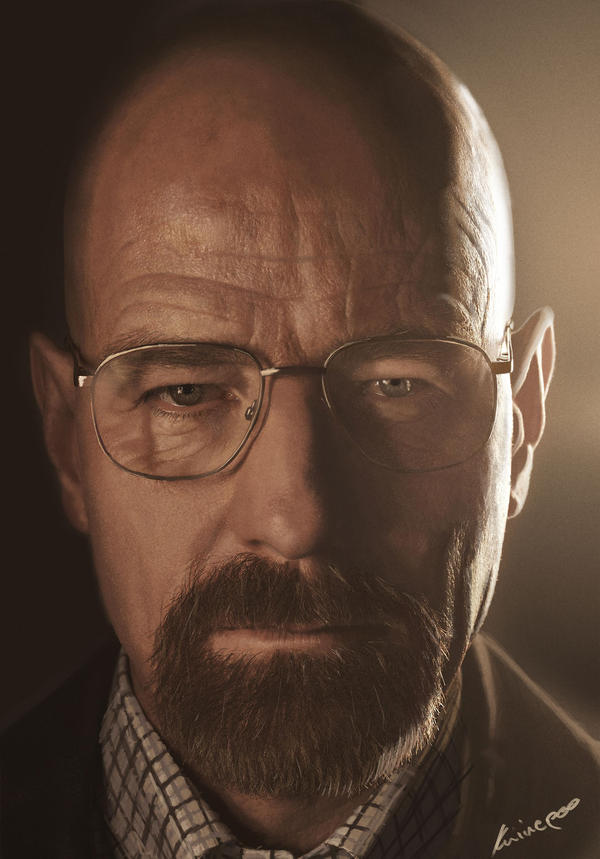 Walter White by kninepoo