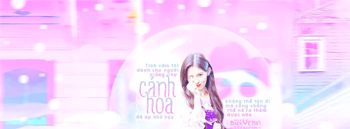 [7.6.2018] BAEK YEBIN (DIA) by phuonganh179