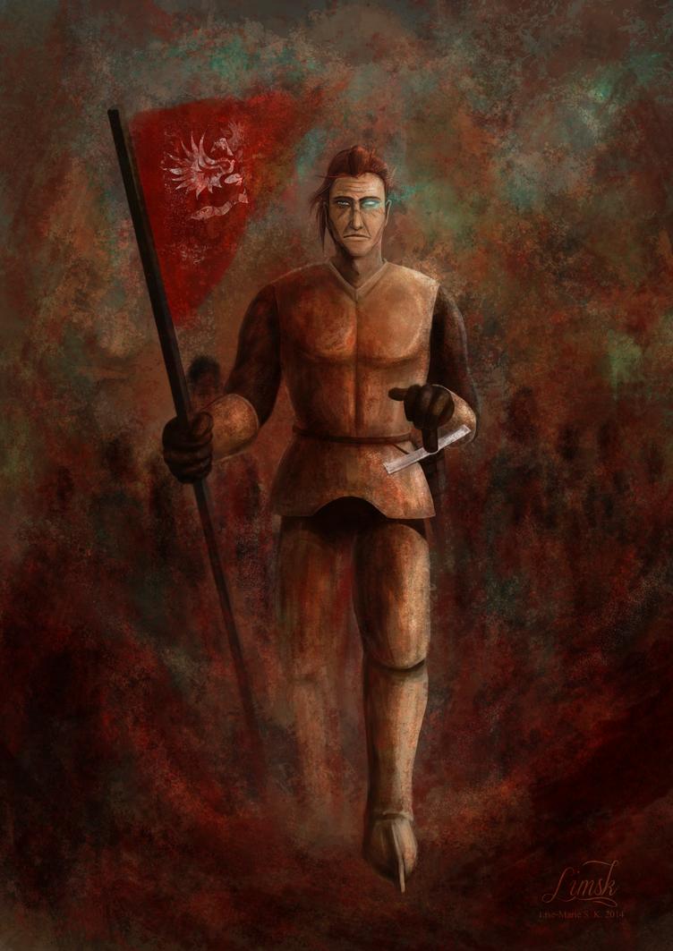 + Lord General Nikodemus + by LimskArt