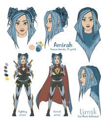 + Amirah +
