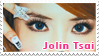 Jolin Tsai Stamp by Mebon