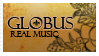 Stamp - GLOBUS by Mebon