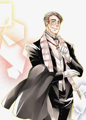 Tuxedo. by Mebon