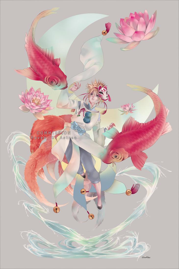 COMMISSION - Kitsuya by Mebon
