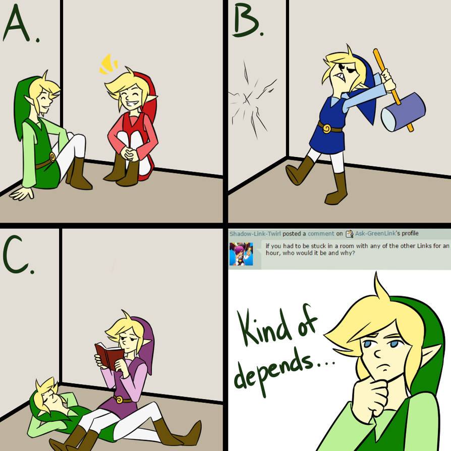 Ask Green 247 by Ask-GreenLink on DeviantArt