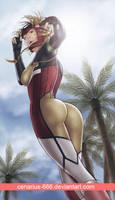RIKKU Diving Suit by cenarius-666