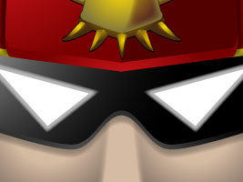 Captain Falcon Icon by CRETE
