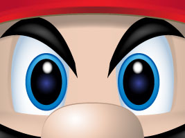 Mario Icon by CRETE