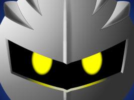 Metaknight Icon by CRETE