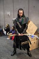 Loki Cosplay SDCC 2013 by CRETE