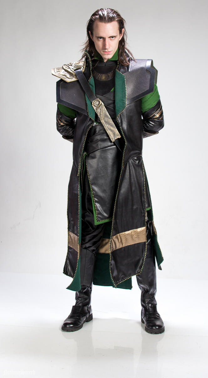 Full Body Loki 1 by CRETE