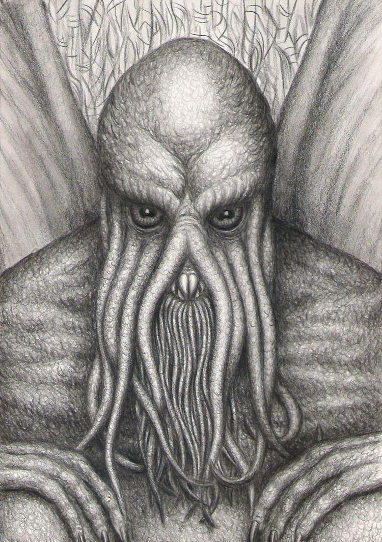 Cthulhu by Edi-The-Mad