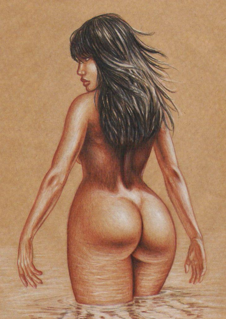 Druuna nipples #9