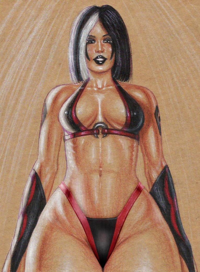 Sareena Sexy Demon by edithemad