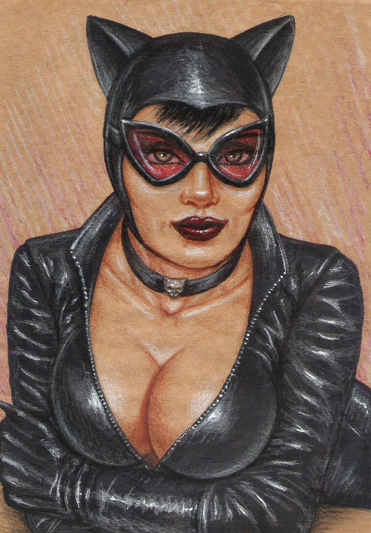 Catwoman by Edi-The-Mad