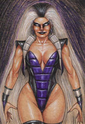 Queen Sindel by Edi-The-Mad