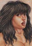 Portrait of Druuna 7
