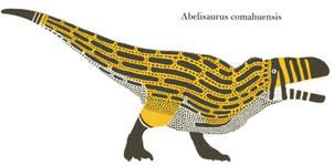 Digital Menagerie: Abelisaurus comahuensis