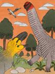 Remember the Alamosaurus