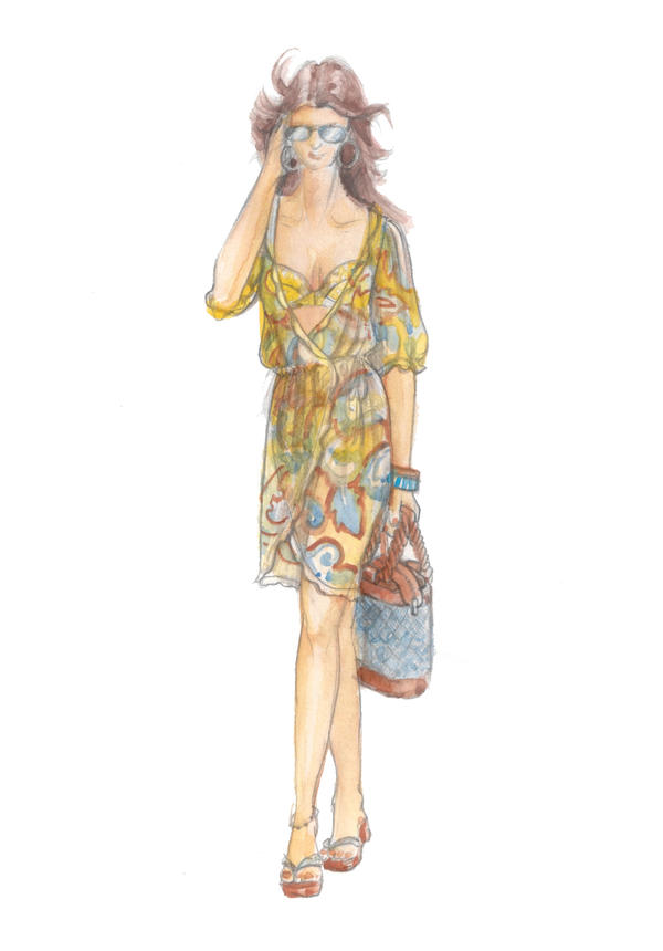 DesignersNxs- Resort outfit by FVAD