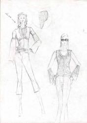 fashion sketches 2003 by FVAD