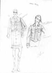 fashion sketches 2003-2 by FVAD